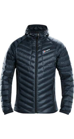 Berghaus Tephra Stretch Down Jas Heren zwart